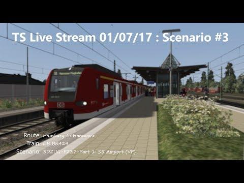 3DZUG-FZ37-Part 1: S5 Airport (VP) (Livestream 01/07/17)