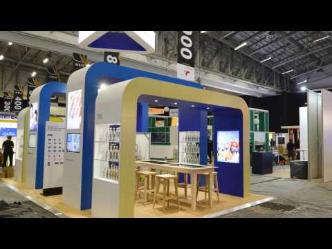 Take a tour of our stand at 2017 Mining Indaba