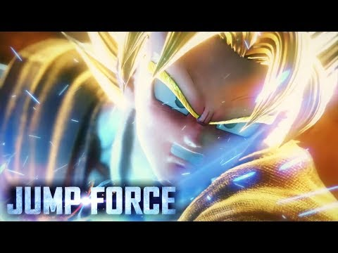 Anime War THE VIDEO GAME!? (Jump Force) REACTION!