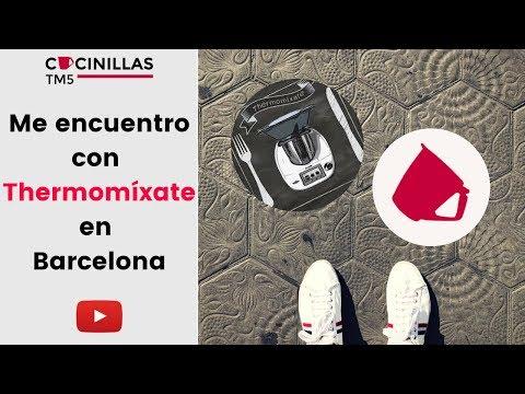 Me encuentro con Thermomíxate en Barcelona   Mi viaje a Barcelona   Vlog Barcelona 2018