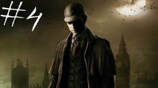 The Testament Of Sherlock Holmes - Walkthrough - Part 4 - Holmes Is Useless