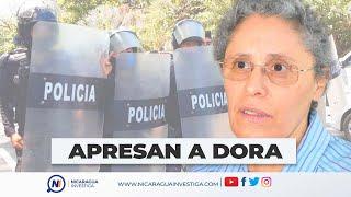 ???? Policía confirma detención de Dora María Téllez y Ana Margarita Vigil.