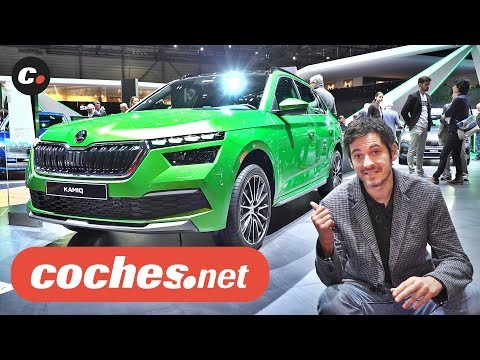 Skoda Kamiq SUV | Salón de Ginebra 2019 en español | coches.net