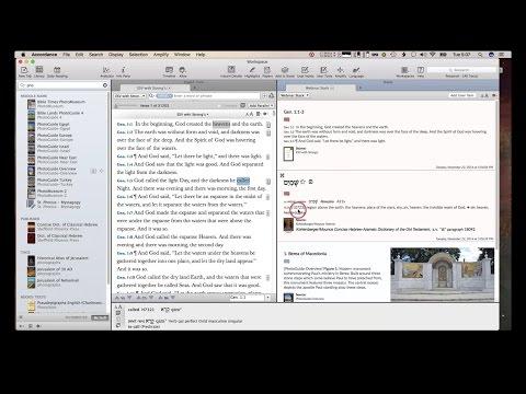 Webinar: What's New in Accordance 12?