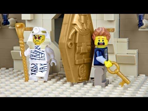 connectYoutube - Lego Museum - The Mummy