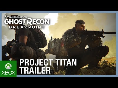 Tom Clancy's Ghost Recon Breakpoint: Raid 1 Trailer - Project Titan   Ubisoft [NA]