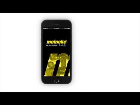 The Meineke App