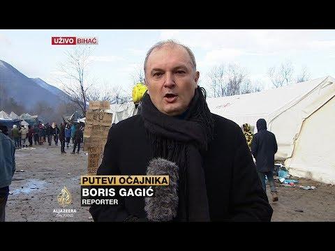 Gagić: BiH zatvara Vučjak, migranti ne žele u druge kampove