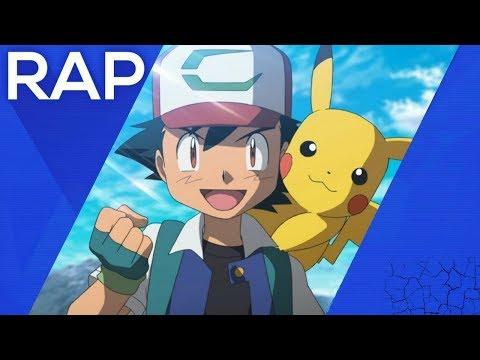 connectYoutube - Rap de Ash y Pikachu EN ESPAÑOL (Pokemon: Yo te elijo) - Shisui :D - Rap tributo n° 66