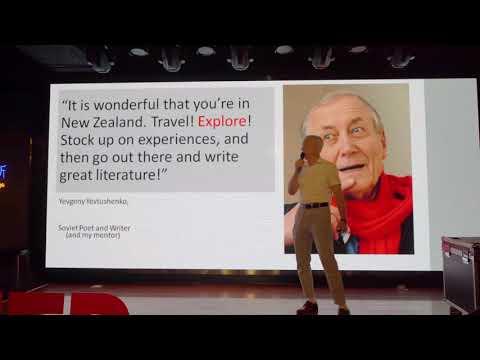 Exploring: from inside out | Igor Dubenco | TEDxSDUST
