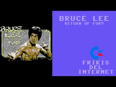 Bruce Lee Return of Fury (c64) - Walkthrough comentado (RTA)