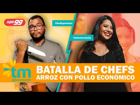 TU MAÑANA | BATALLAS DE CHEF | ARROZ CON POLLO