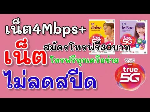 โปรเน็ต4Mbps-150บาท-4Mbps-165โ