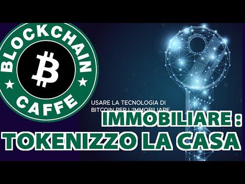 Ti tokenizzo la Casa  |  Blockchain Caffè