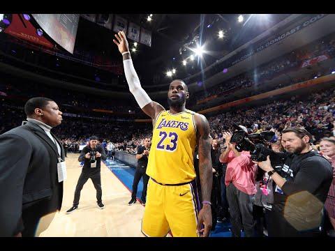 LeBron James Passes Kobe Bryant For Number 3 on All-Time Scoring List   January 25, 2020