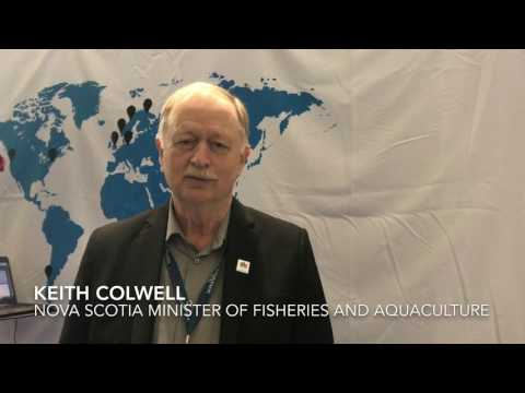 Nova Scotia Minister of Fisheries and Aquaculture