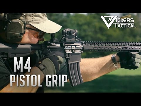 BCM TRAINING TIP - Pistol Grip Size