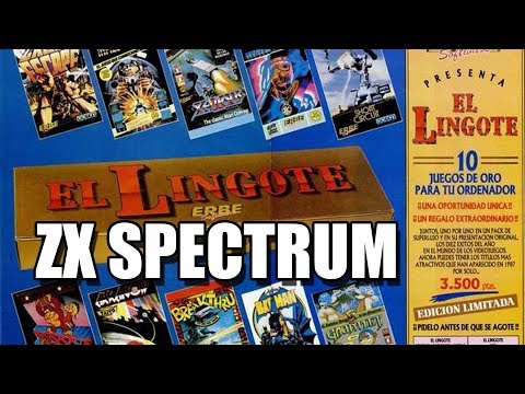 PACK ZX SPECTRUM: EL LINGOTE