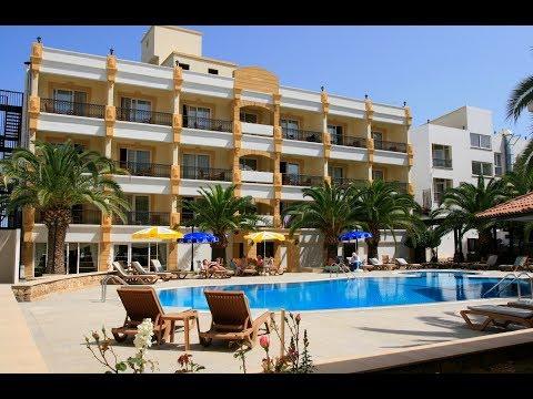 4 Star Pia Bella Hotel, Kyrenia, North Cyprus