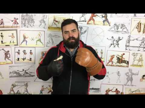 neyman fencing federshwert montoya gloves reviev tomclip