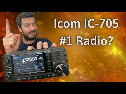 Should the Icom IC-705 be your first radio?