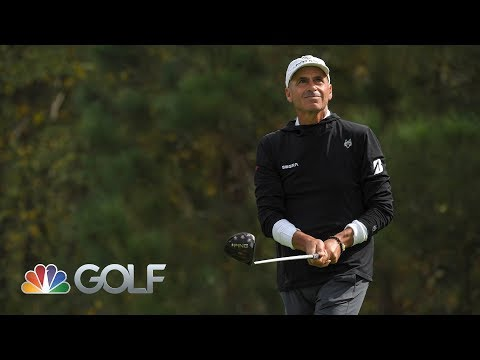 Rocco Mediate talks Tiger Slam, home practice with his 5-year-old | Golf Channel