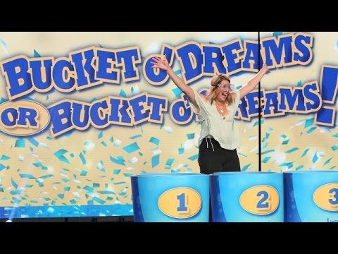 Bucket o' Dreams or Bucket o' Screams!
