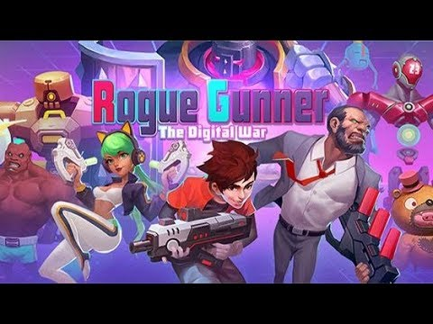 Rogue Gunner: Pixel Shooting Android GamePlay