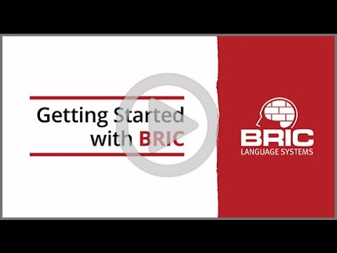 Get A Free Trial With BRIC Language Systems