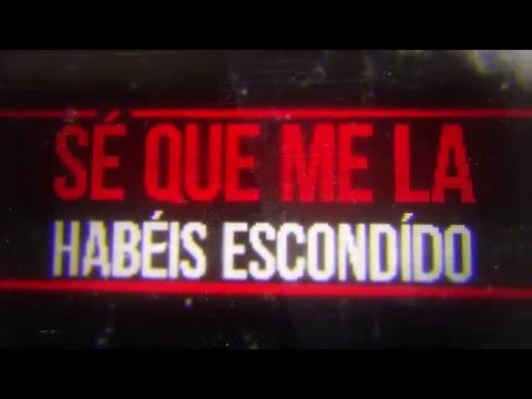 SFDK - LA PU�AL� (LYRIC VIDEO)