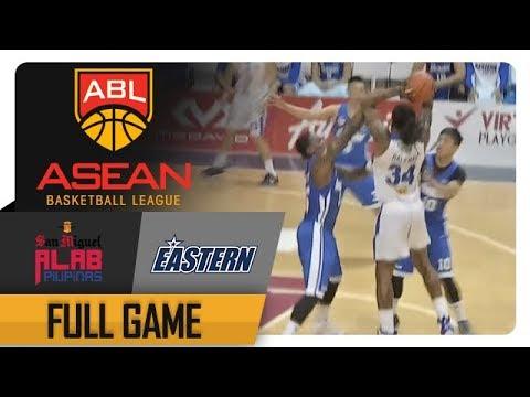 ABL '18-'19: Alab Pilipinas vs. Hong Kong Eastern | Full Game | 2nd Quarter | January 11, 2019