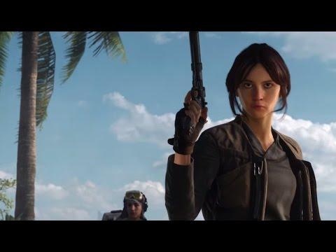 Star Wars Battlefront Scariff DLC Fun: Naming Episode 8 - IGN Plays Live