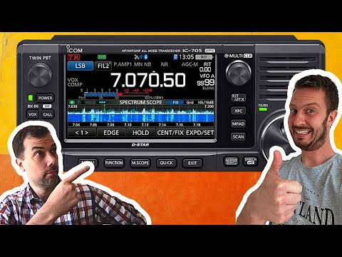 Why Buy the Icom IC-705? | Review and Feature Overview
