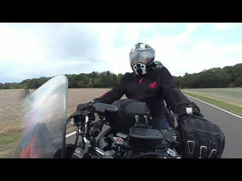 2019-08 - Motorcycling in Harz Region, Germany