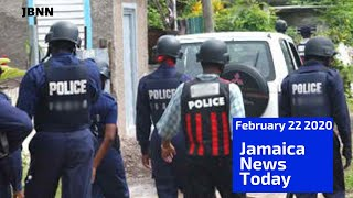 Jamaica News Today February 22 2020/JBNN