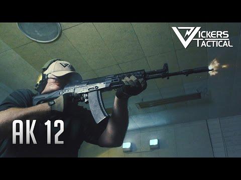 RUSSIAN AK-12