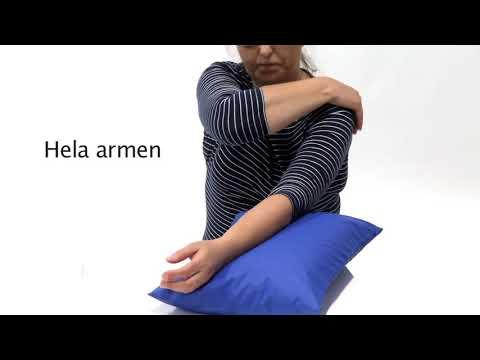 Motverka svullnad i armen efter operation av lymfkörtlar