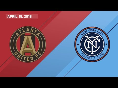 HIGHLIGHTS: Atlanta United FC vs. New York City FC | April 15, 2018