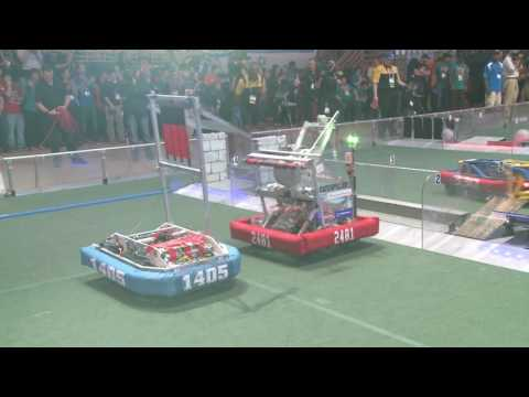 2017 FIRST Robotics