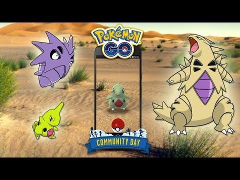 ¡NUEVO EVENTO! EXPERIENCIA x3 y más! LARVITAR y TYRANITAR SHINY! Pokémon GO COMMUNITY DAY [Keibron]