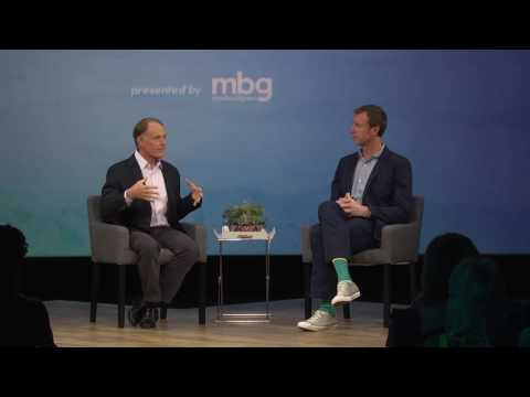 #revitalize2016 - The Surprising Connection Between Your Gut & Your Brain with Dr. David Perlmutter