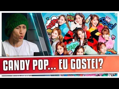 connectYoutube - REACT TWICE - CANDY POP MV