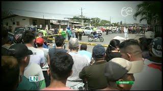 Un ciudadano fue asesinado en la Provincia de Manabí