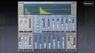 Sonnox Oxford Reverb Tutorial