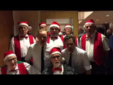 God Jul från Olof & Sven