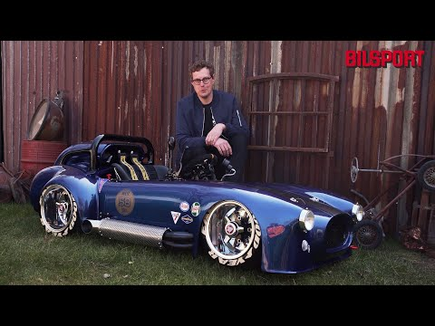 AC Cobra i skala 1:2