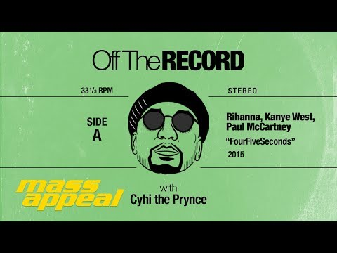 Off The Record: Cyhi The Prynce On Kanye's