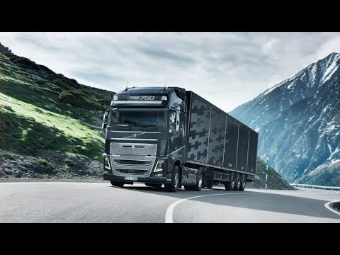 Volvo Trucks - How Artificial Intelligence is improving truck uptime