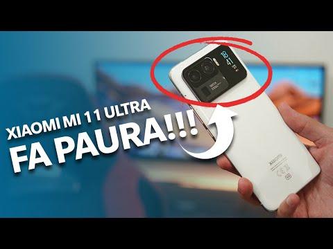 Recensione Xiaomi Mi 11 Ultra: MAI prova …