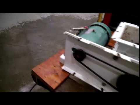 Used Dynamic Air 5HP Tuffer Aerator / Lump Breaker - Series 697
